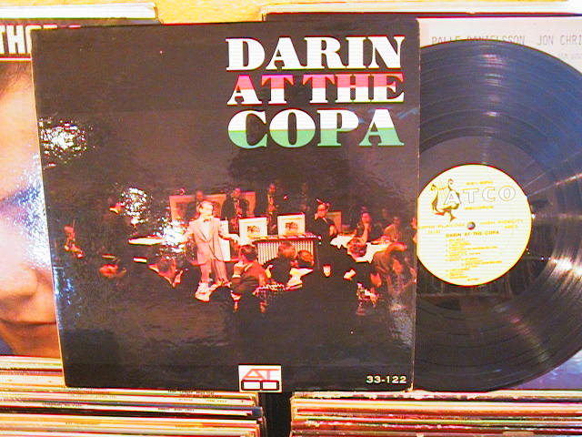 BOBBY DARIN - AT THE COPA - ATCO - M 29
