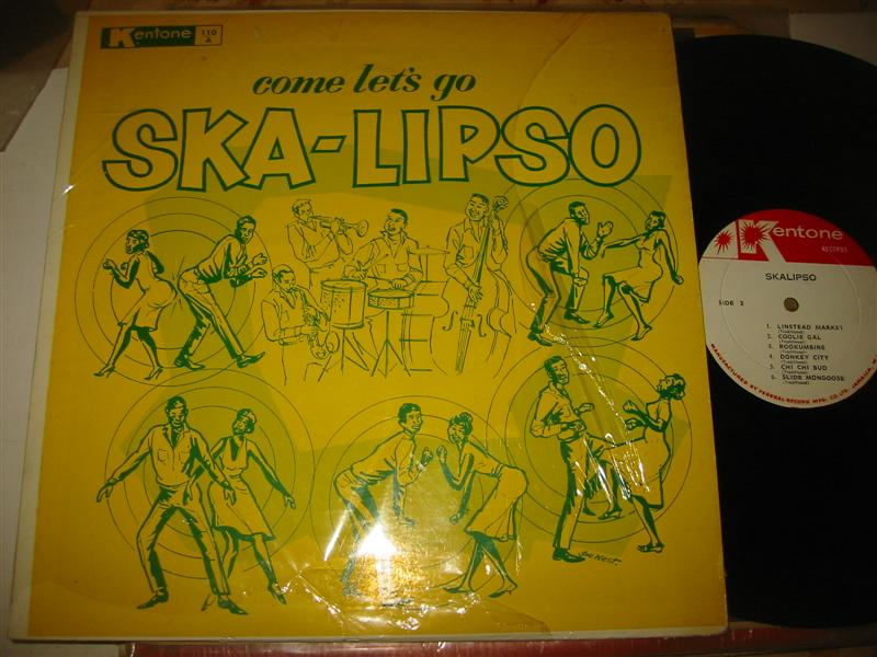 COUNT OWEN - SKA - LIPSO - KENTONE SIGNED 1300