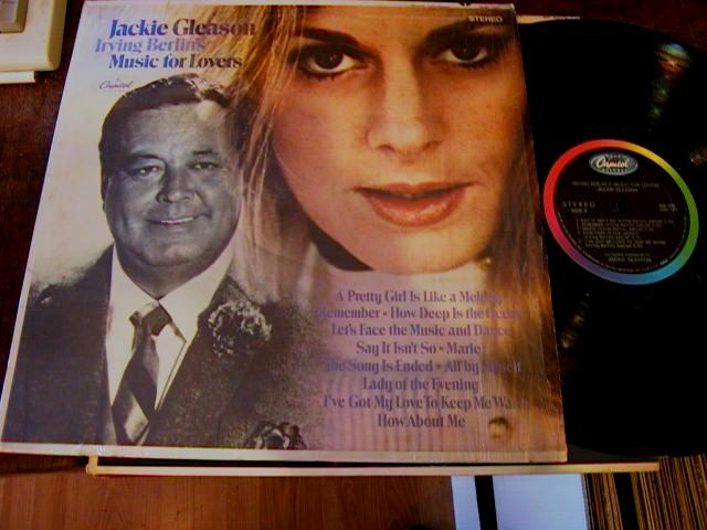 JACKIE GLEASON - MUSIC FOR LOVERS - CAPITOL