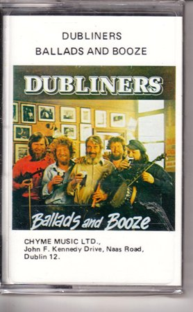 THE DUBLINERS - BALLADS & BOOZE SEALED NEW