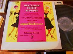 GENTLEMEN PREFER BLONDES - COLUMBIA 2 EYE MONO