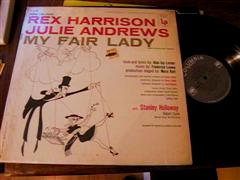 MY FAIR LADY ANDREWS - COLUMBIA 2 EYE RECORDS
