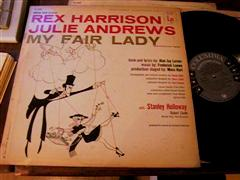 MY FAIR LADY ANDREWS - COLUMBIA 6 EYE RECORDS