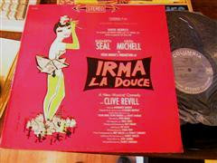 IRMA LA DOUCE - COLUMBIA 2 EYE STEREO