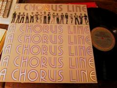 A CHORUS LINE - COLUMBIA RECORDS