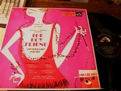THE BOY FRIEND - RCA RECORDS MONO