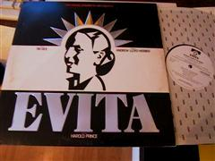 EVITA - RICE WEBBER - MCA 2 LP