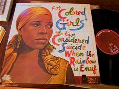 FOR COLOURED GIRLS CONSIDERED SUICIDE - BUDDAH RECORDS