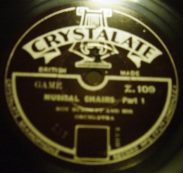 Crystalate Records 78's