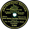 Gramophone Monarch Label