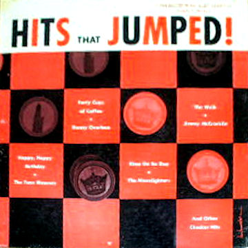 VARIOUS ARTISTS - HITS THAT JUMPED - CHECKER