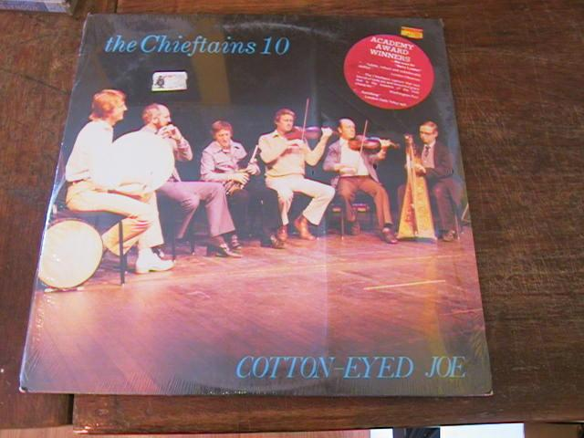 THE CHIEFTAINS - 10 - SEALED SEANACHIE RECORDS 1981