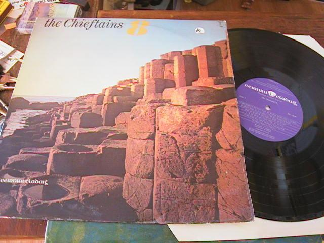 THE CHIEFTAINS - 8 - CLADAIGH RECORDS 1978