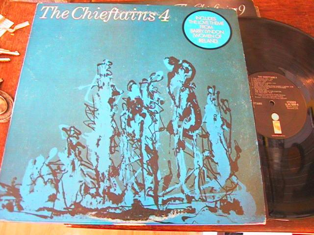 THE CHIEFTAINS - 4 - ISLAND RECORDS 1973