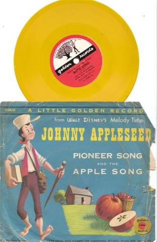 JOHNNY APPLESEED - GOLDEN RECORDS