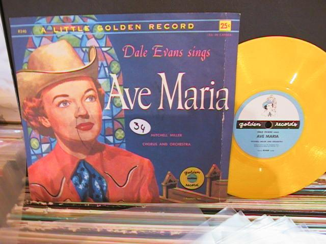 DALE EVANS ROY RODGERS - GOLDEN RECORDS 52