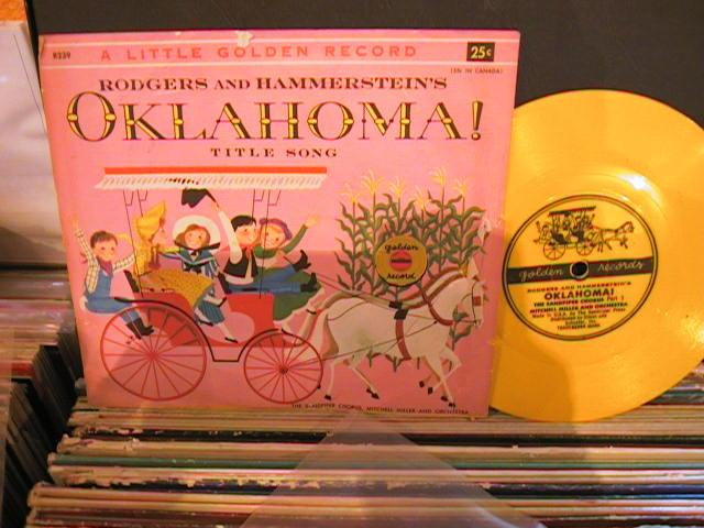 OKLAHOMA - GOLDEN RECORDS # 23