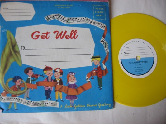 GET WELL - GOLDEN RECORDS