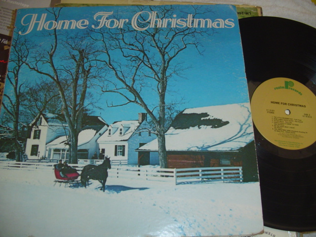 VARIOUS ARTISTS - HOME FOR CHRISTMAS - REALM { CH 46 - Click Image to Close