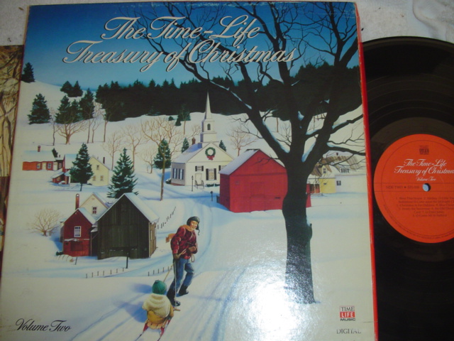 VARIOUS ARTISTS - TREASURE OF CHRISTMAS - TIME LIFE { CH 31