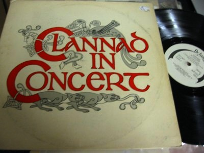 CLANNAD - IN CONCERT - OGHAM RECORDS