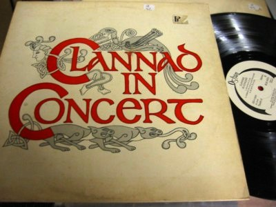 CLANNAD - IN CONCERT - OGHAM RECORDS #2