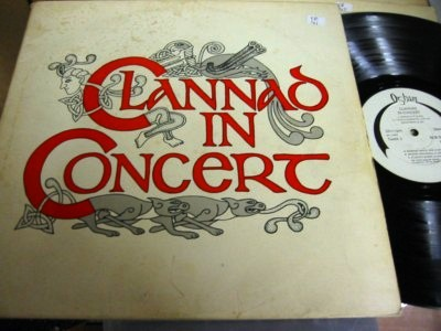 CLANNAD - IN CONCERT - OGHAM RECORDS #3