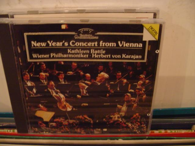 KATHLEEN BATTLE - NEW YEAR CONCERT VIENNA - KARAJAN - CD 41