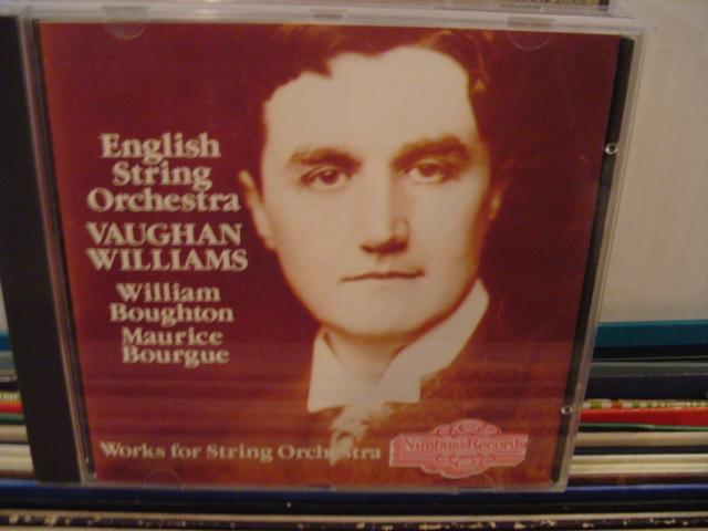 VAUGHAN WILLIAMS - WORKS FOR STRING ORCHESTRA - CD 31