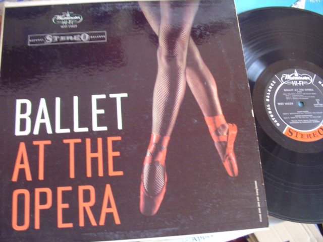 BALLET AT THE OPERA - ALIBERTI - WESTMINSTER WST