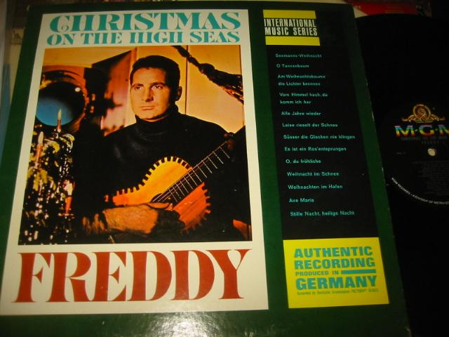 FREDDY - CHRISTMAS ON HIGH SEAS - MGM CH 1