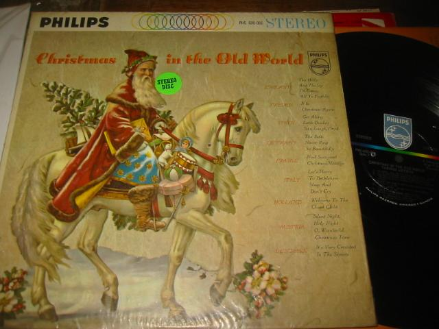 CHRISTMAS IN THE OLD WORLD - PHILIPS - CH 18