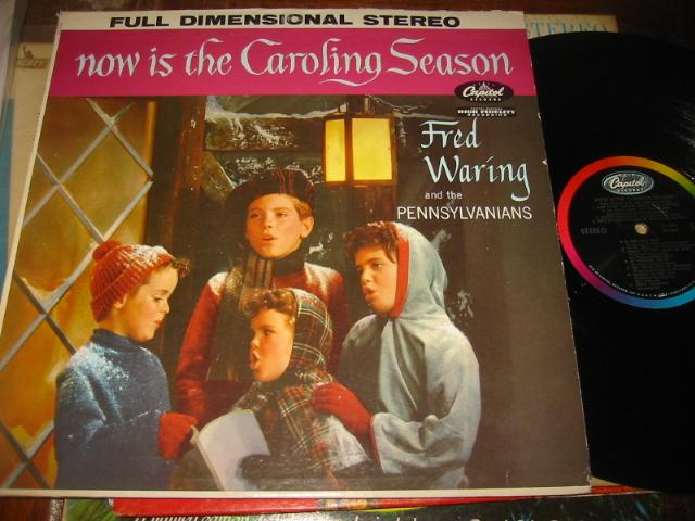 FRED WARNING - NOW is the CHRISTMAS SEASON - CAPITOL { CH 13