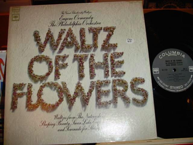 WALTZ OF FLOWERS - ORMANDY - COLUMBIA 2 EYE