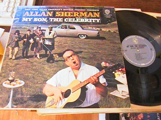 ALLAN SHERMAN - MY SON CELEBRITY - WARNER