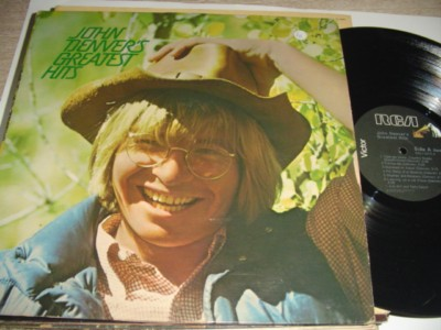 JOHN DENVER - GREATEST HITS - RCA { C 78