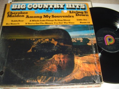 COUNTRY ROAD - BIG COUNTRY HITS VOL 5 - PICKWICK { C 82