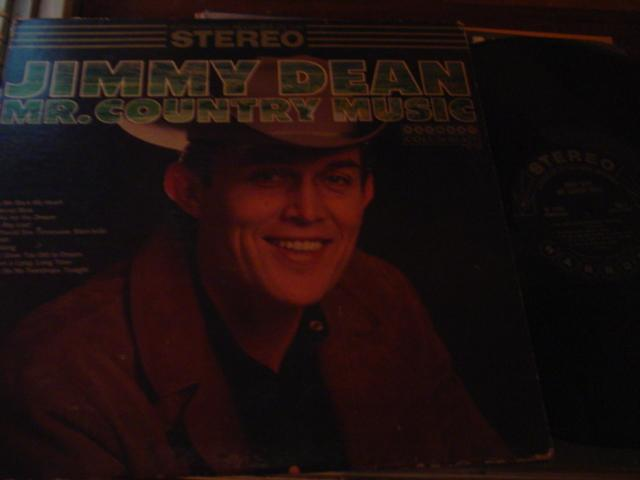 JIMMY DEAN - Mr COUNTRY MUSIC - HARMONY { C 14