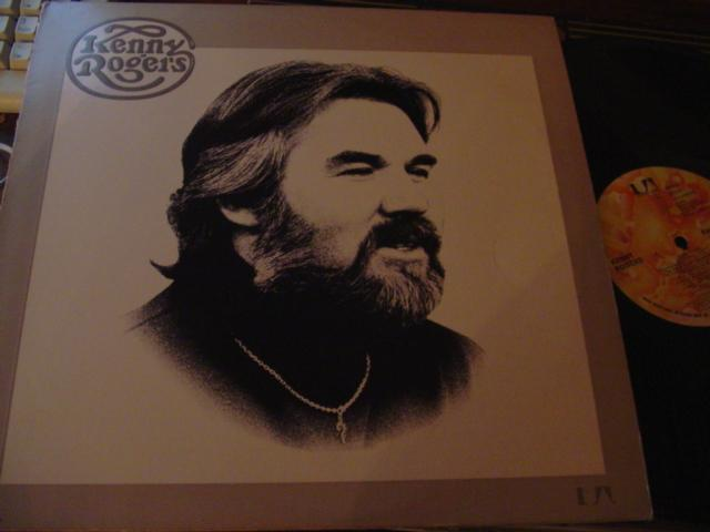 KENNY RODGERS - SELF TITLE - UA RECORDS { C 13