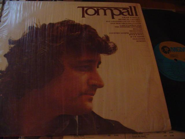 TOMPALL - SINGS SHEL SILVERSTEIN - MGM { C3