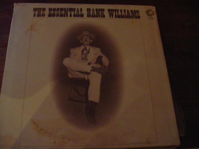 HANK WILLIAMS - THE ESSENTIAL - MGM SEALED { C 22