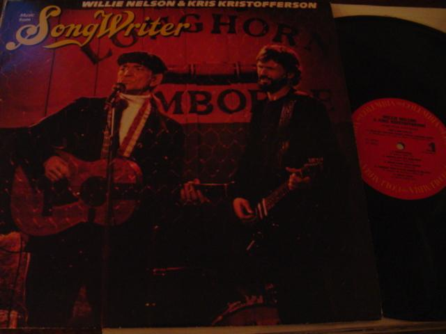 NELSON & KRISTOFFERSON SONGWRITER - COLUMBIA { C20