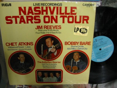 Nashville Stars on Tour - RCA CAMDEN - Click Image to Close