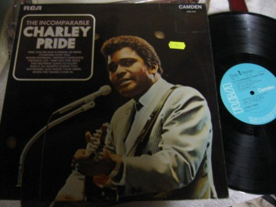 CHARLIE PRIDE - THE INCOMPARABLE - RCA UK