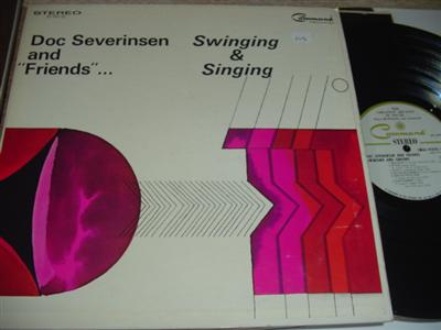 DOC SEVERINSEN - SWINGING & SINGING - COMMAND { PM 243