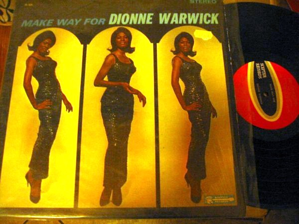 DIONNE WARWICK - MAKE WAY FOR - SCEPTER 1267
