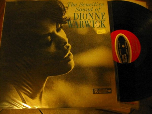 DIONNE WARWICK - SENSITIVE SOUND OF - SCEPTER 1269