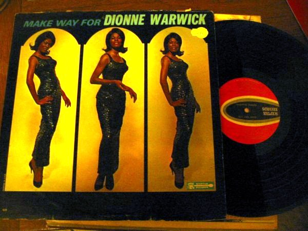 DIONNE WARWICK - MAKE WAY FOR - SCEPTER 1276