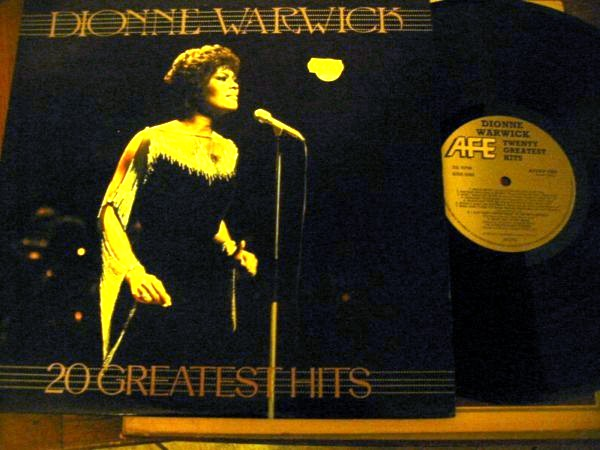DIONNE WARWICK - 20 GREATEST HITS - AFE - 1278