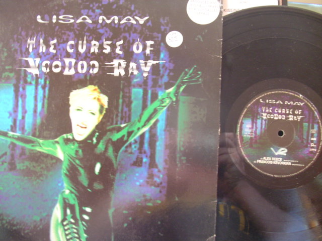 Lisa May - The Curse Of Voodoo Ray - 322